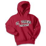PC90H - S280L001 - Applique - Pullover Hoodie